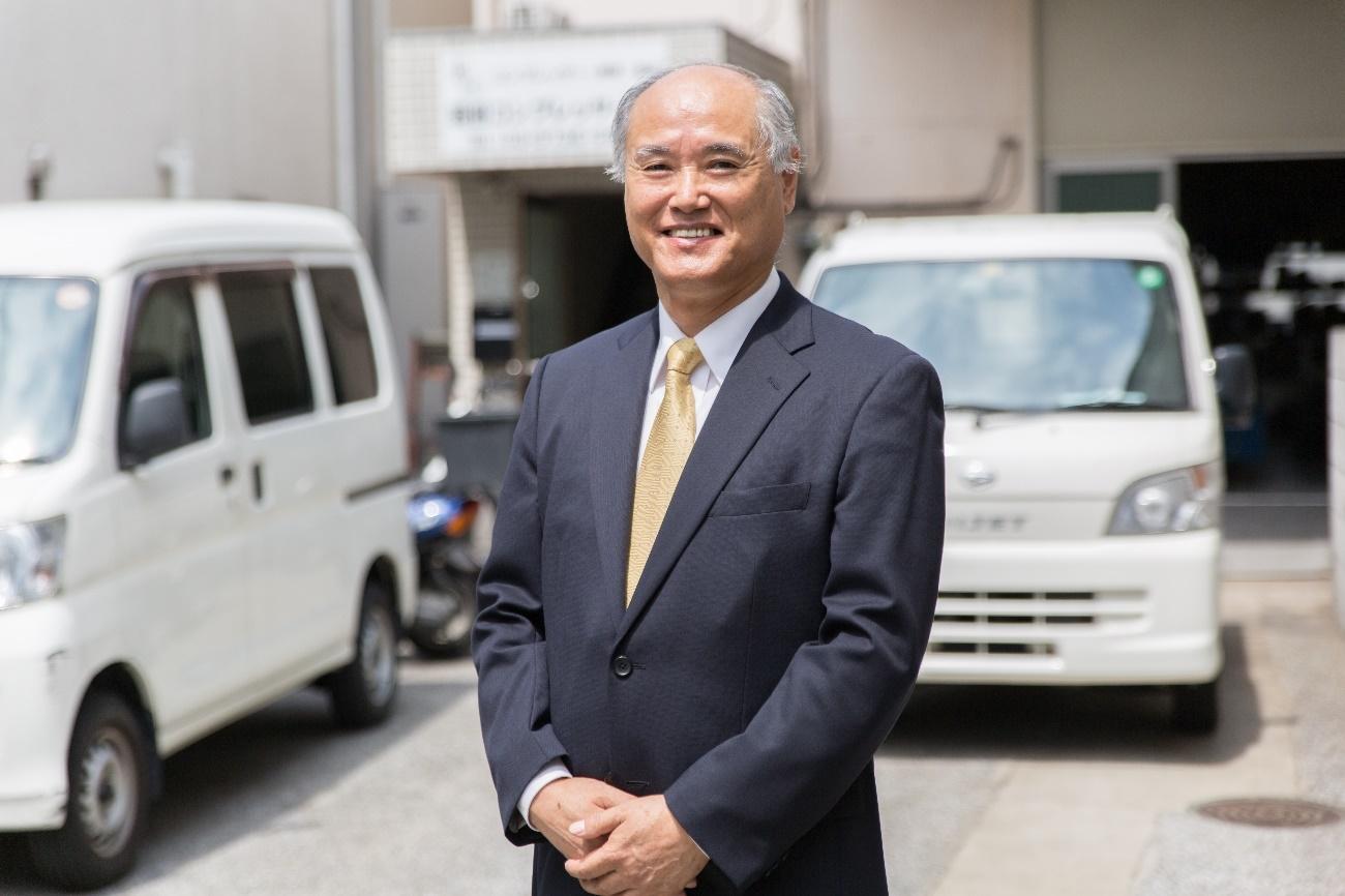 代表取締役社長 松永 清蔵