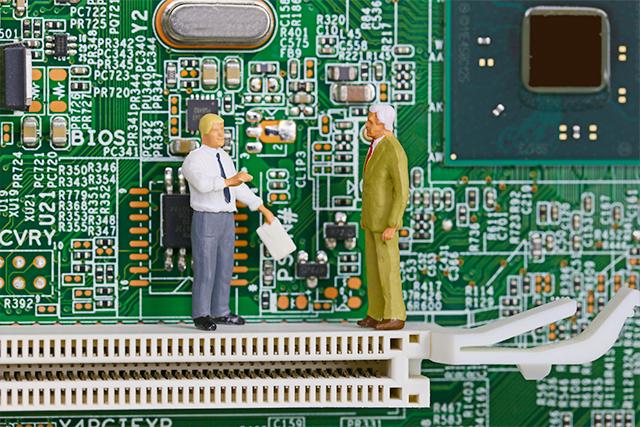 技術や知識と同様にコミュニケーションも必要な仕事